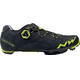 Northwave Ghost XCM Shoes Men yellow/black